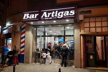 Bar Artigas de Zaragoza